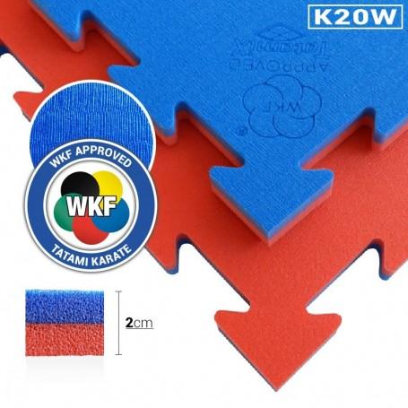 Tatami Karate WKF approuvé